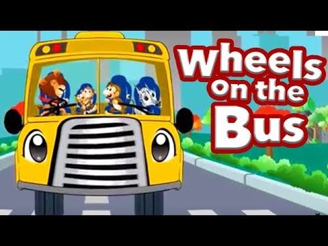 (71) Wheels On The Bus Collection | Nursery Rhymes For Kids | Wheels On The Bus Song | Cartoon Rhymes - YouTube