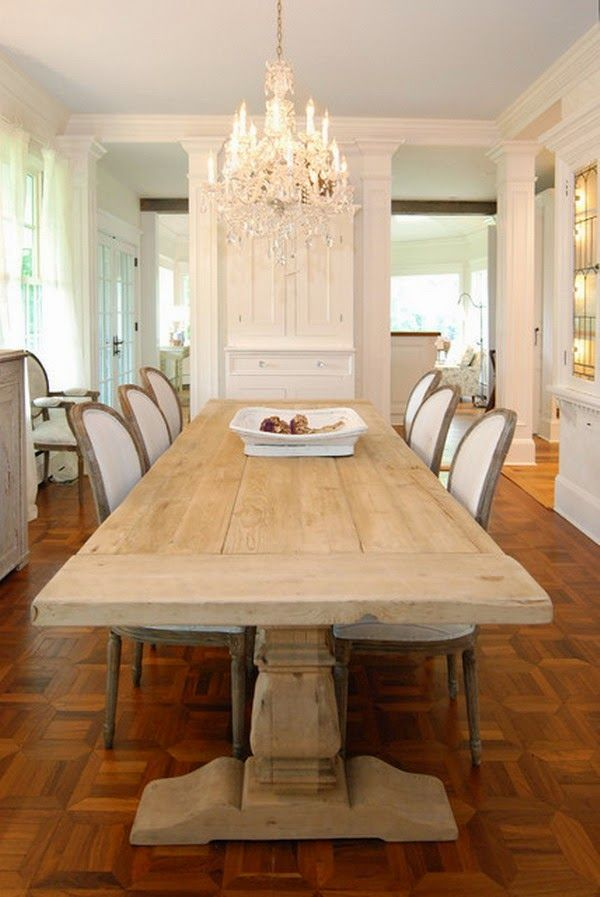 Provence Dining Spaces