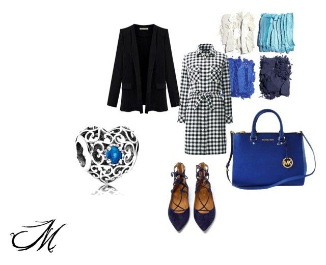 Miryam Hbb by kstew90 on Polyvore featuring polyvore fashion style Uniqlo Aquazzura Michael Kors Pandora Illamasqua clothing