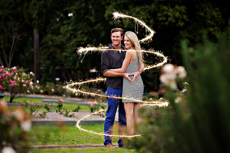 Kylie Williams Photography: Brisbane Engagement Session | The Lovely Knot