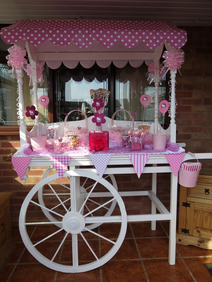 Baby Shower Decorations Dublin ~ Best images about candy cart canopy on pinterest the