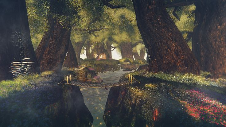Fantasy Faire 2017 - Fairelands Junction | by Xennog