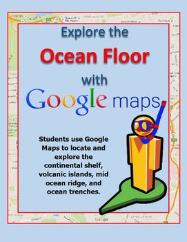 This activity asks students to use Google Maps or Earth on an iPad, computer, laptop, or personal device to explore the features of the ocean floor. Students will zoom in to North America to draw the continental shelf, fly over the Hawaiian Islands to see their volcanic island formation, find the Marianas Trench in the Pacific Ocean, and draw the rift valley forming between North America and Europe in the Atlantic Ocean.