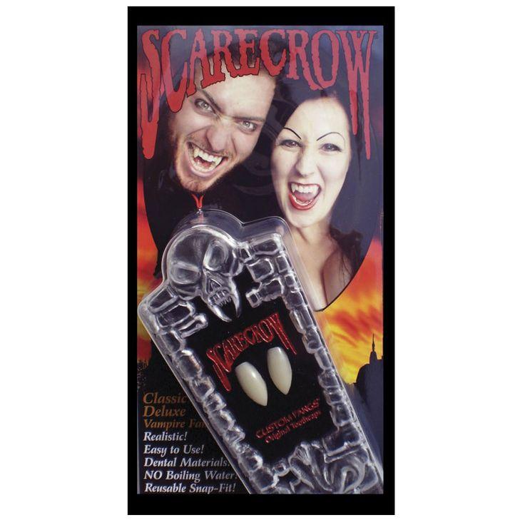 Kwalitatieve hoogstaande, realistisch en makkelijk te gebruiken. Ze zijn ook herbruikbaar en hebben een goede pasvorm. Met een paar klassieke vampieren tanden zijn deze tanden ideaal voor het aanbrengen. Het is een angstaanjagende toevoeging aan een vampieren Halloween kostuum! Wordt aangeraden het niet te gebruiken wanneer je een beugel, platen, kronen of een kunstgebitten hebt. Wordt aangeraden het niet te gebruiken wanneer je geïrriteerd of gevoelig tandvlees hebt. 1. POSITIE. Als je…