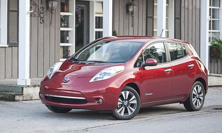 2014 Nissan Leaf SL review notes, specs, photos, pricing - Autoweek