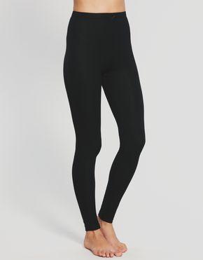 Figleaves Thermal Adore Thermal Silk Blend Rib Legging