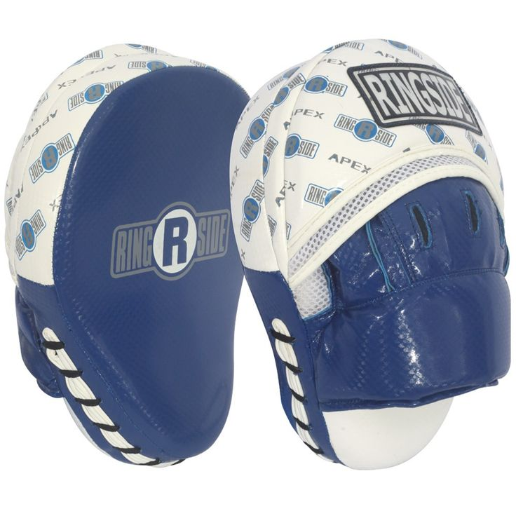 Features:  Shimmering, synthetic leather construction is as flashy as it is durable Finger hood prevents fingers from getting jammed Snug fit hand compartment, complete with an internal palm ball for added grip and comfort Promotes proper alignment of the wrists, arms and shoulders to naturally disperse a punches force Contoured striking area provides the wearer more control