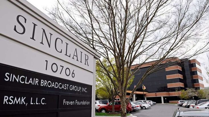 Sinclair Broadcast Group is fined $13 million by FCC for failing to identify sponsored programming   -  December 21, 2017