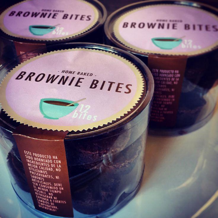 Irresistibles Brownie Bites