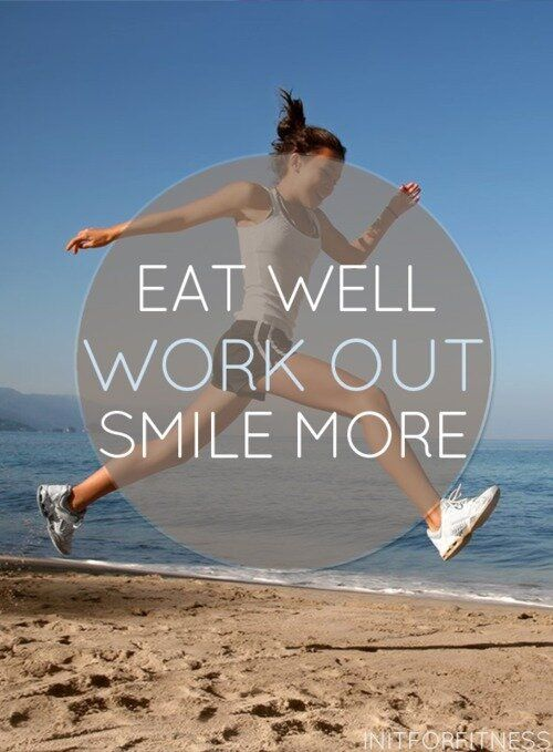 Health & Happiness // Fitness