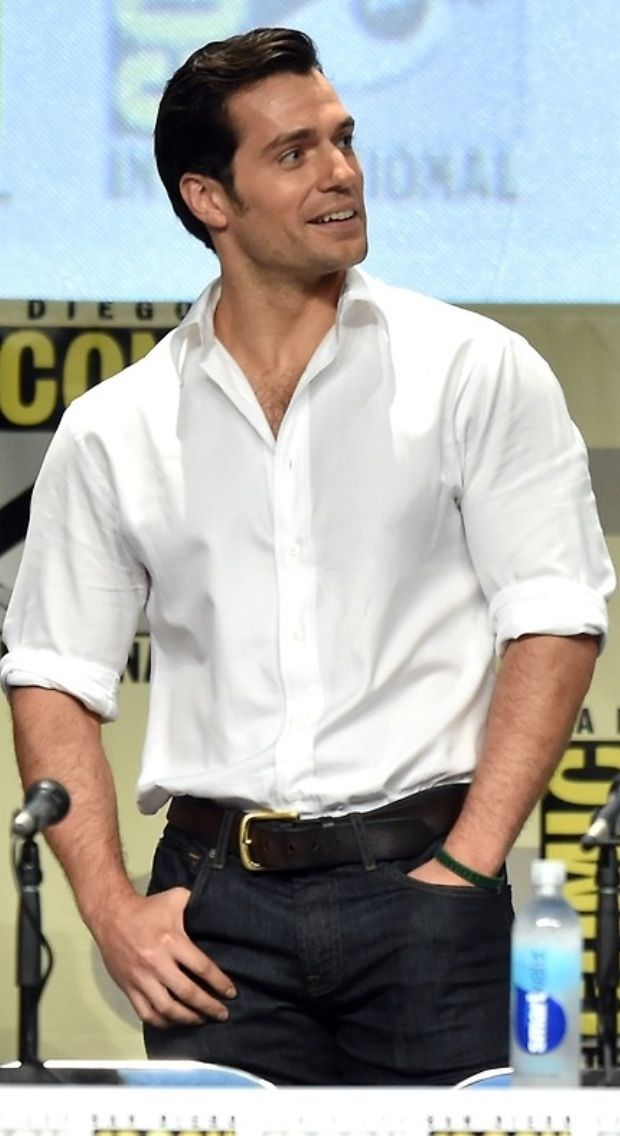 Henry Cavill, British actor, b. 1983... If they do a real life little mermaid... Prince Eric!