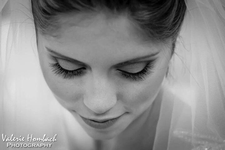 Such a beautiful bridal shot!