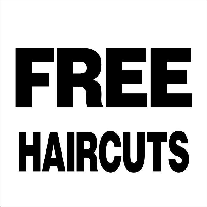 Free Haircut Saving Money Money Tips Free Haircut