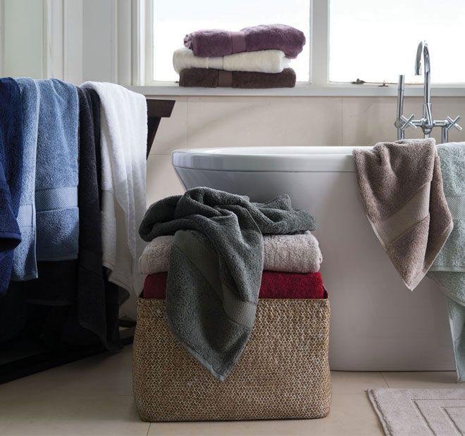 Sheridan Egyptian Luxury Bath Towel Range