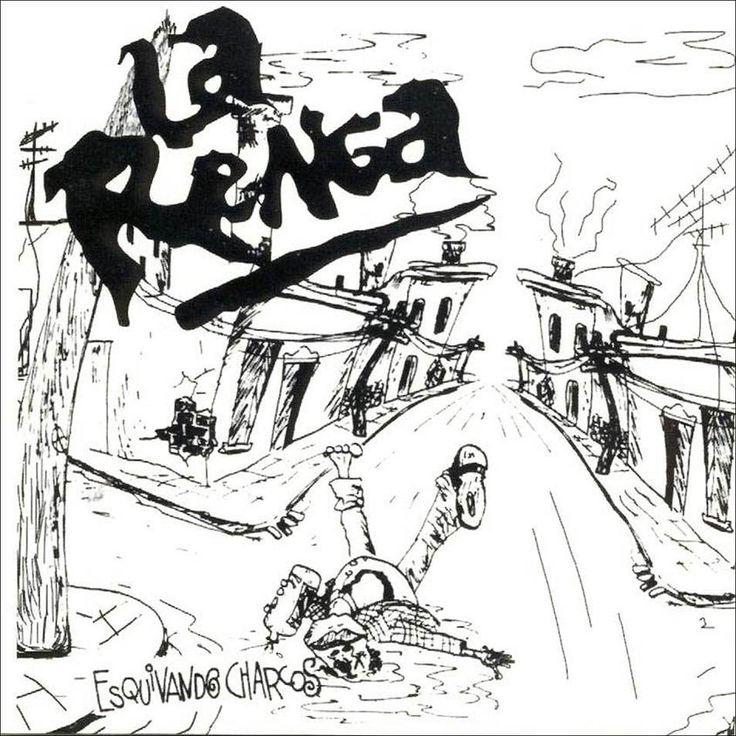 Esquivando Charcos, La Renga, 1991