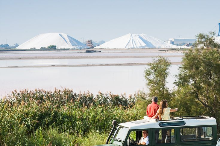 Visitez la Camargue Autrement - Safari 4X4 (Grau-du-Roi) à partir de 2 ans