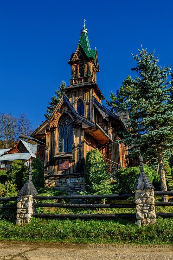 Witów - Płazówka » Kaplica św. Anny » MRACH Fotografie
