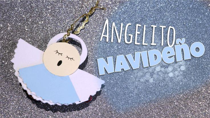 #AngelitosNavideños  Más #ManualidadesdeNavidad para estos días de fiesta con los peques :)