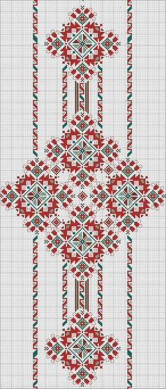 28540653bb9029a32292b304057582ac.jpg 240×562 pixels  This would need to be transposed onto clear graph paper, but it is just too gorgeous to not put in that effort!