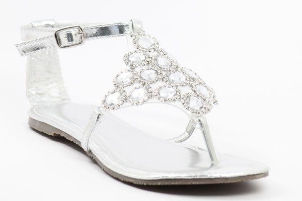 flat wedding sandals   30 Wedding-Worthy Flats   Wedding Planning, Ideas & Etiquette   Bridal ...