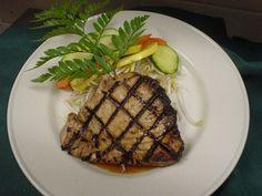 Grilled Tuna Steaks!