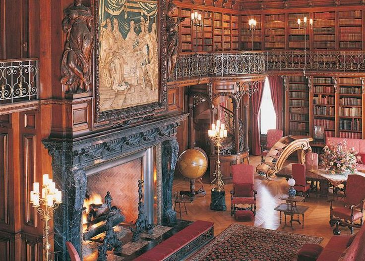 The Biltmore Library Asheville NC What A Gorgeous Room