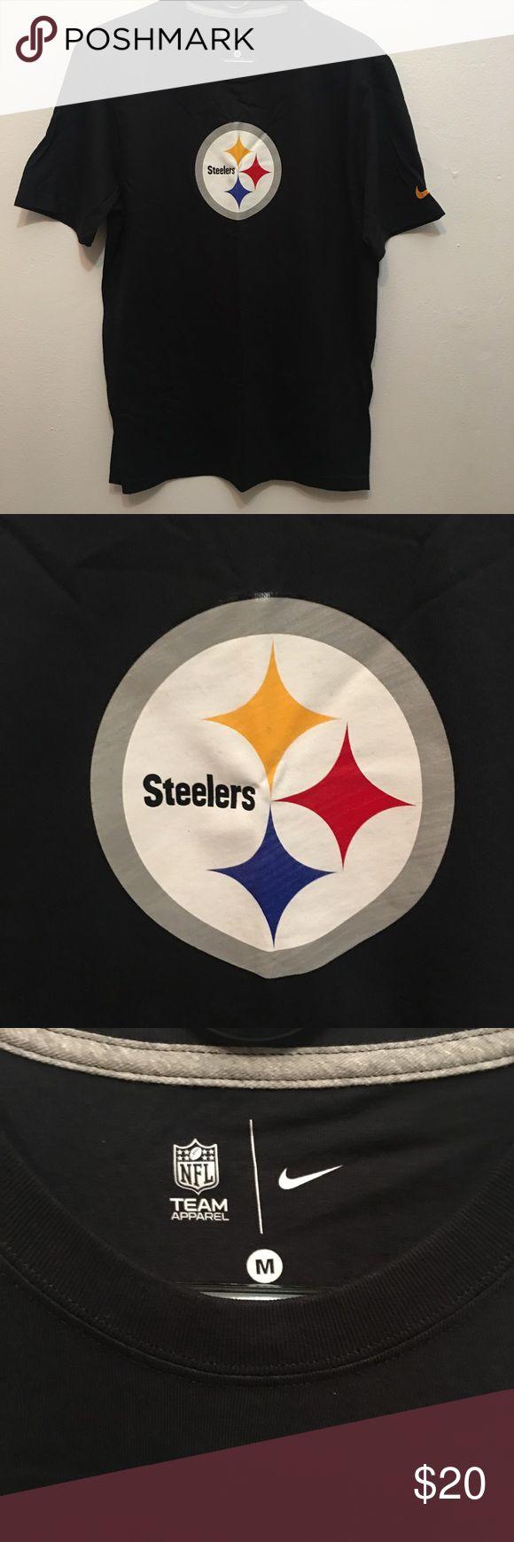 NWOT-Nike-Pittsburgh Steelers T-Shirt NWOT-Nike-Pittsburgh Steelers T-Shirt Nike Shirts Tees - Short Sleeve
