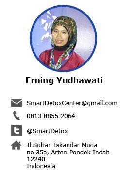 smart detox yogyakarta Jawa tengah,. Erning Oei 081388552064 pin 25a95d70.  www.smartdetoxcenter.com