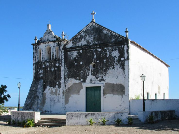 Monthly services are still held in the 18th century Igreja de São João Baptista (also known as the Igreja do Rosario) on Ibo Island, Mozambique, although 99 percent of the population is now Muslim.