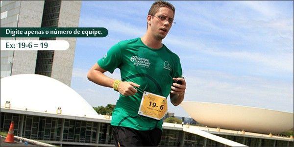 18/08/2013 - 6ª Maratona de Revezamento Pão de Açúcar, Esplanada - Brasília