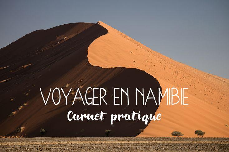 Nos conseils pour bien organiser son voyage en Namibie : meilleure période, location de 4x4 avec tente de toit, idée d'itinéraire, et nos avis sur les campings et les lodges.
