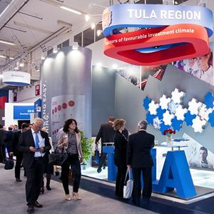 In Germany, from 4 to 6 October, there was an exhibition Exporeal 2015. Our company organized the construction of exhibition stands at the exhibition of the following companies: 1)Tula Region
