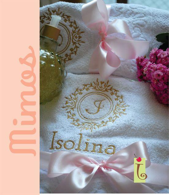 CONVITES  ESPECIAIS E DECORAÇÃO...: Mimos da Dona Isolina
