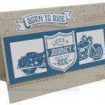 Diese Grußkarte ist speziell für Motorradfans gemacht. Boxing – Pin – #Boxes # …   – Motorrad