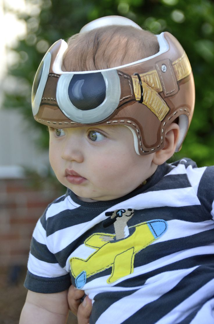 Bomber Style Cranial Bandhelmet DOC Band Httpswwwfacebookcom - Baby helmet decalsa family blog that takes you through the experience of a baby with
