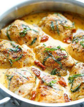 Fan de poulet? Mais vous ne savez plus comment impressionner vos proches? On vous donne quelques idées avec ces 10 recettes qui vont vous faire saliver! Aussi bien pour le dîner que pou...