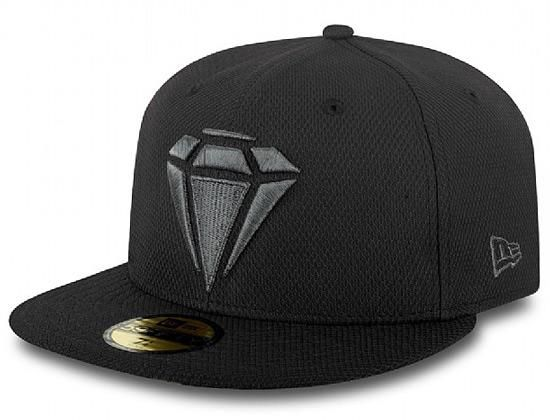 Diamond 59Fifty Fitted Cap by NEW ERA