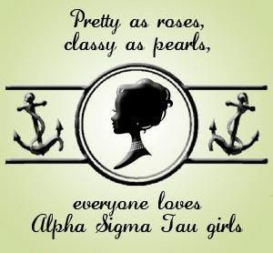 alpha sigma tau <3 great for maybe recruitment