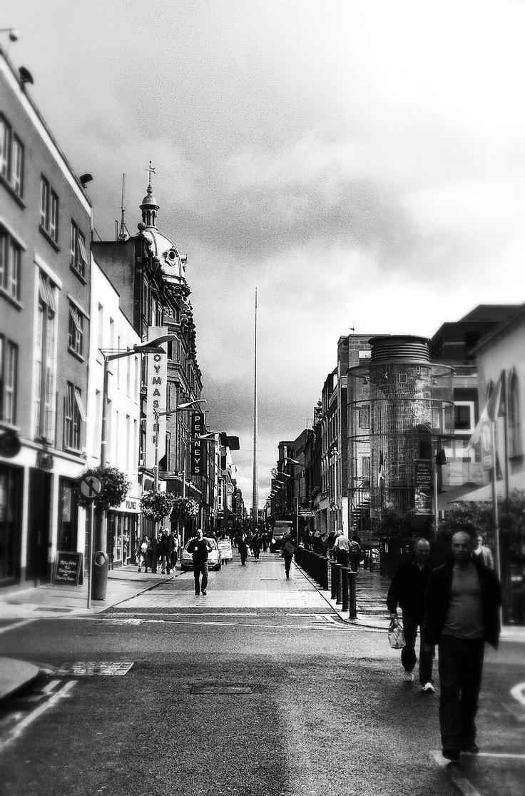 Henry Street/Mary Street