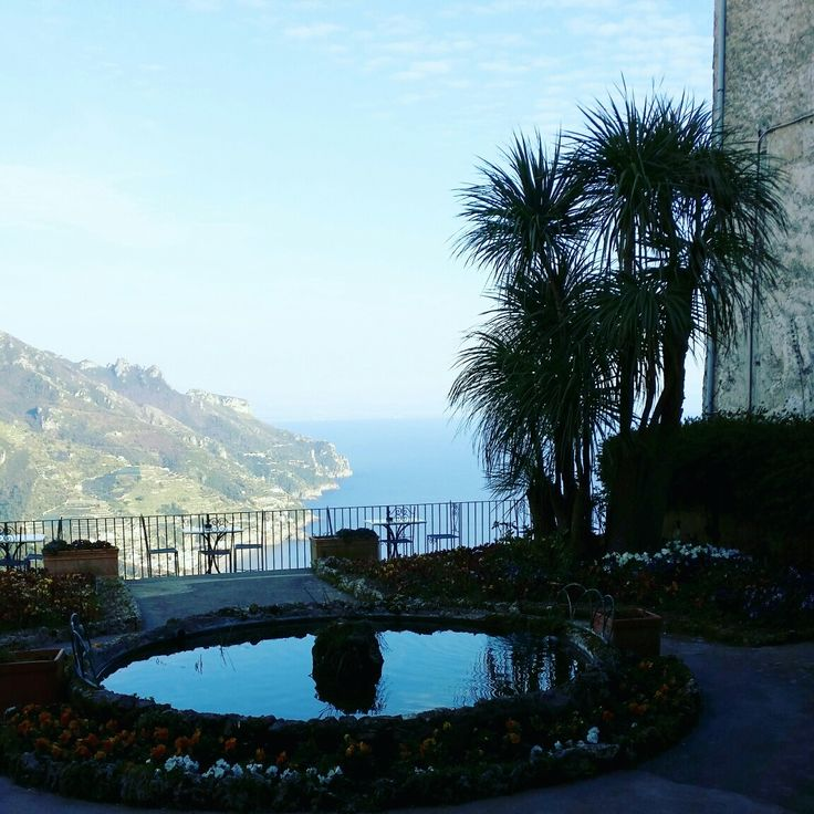 Ravello, Hotel Parsifal