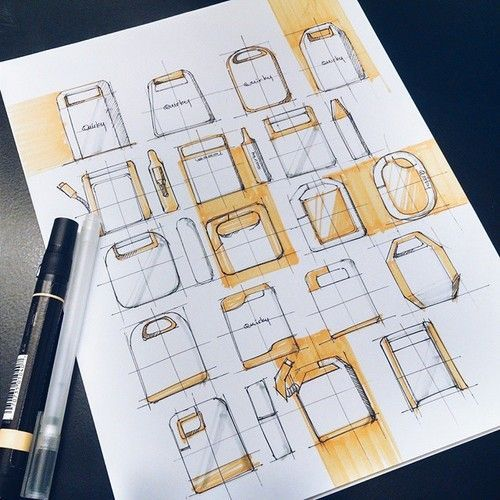23 besten sketch bilder auf pinterest produktskizzen for Produktdesign schule