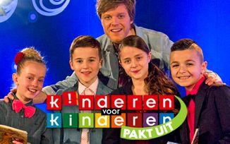 Kinderen voor Kinderen: Koningsspelen 2015