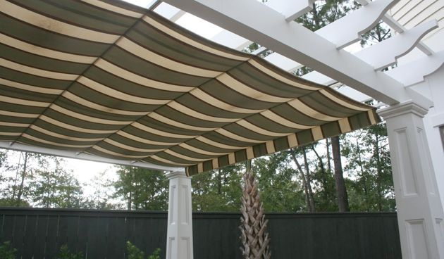 Porch Vs Deck Which Is The More Befitting For Your Home: Pergola Canopies: Topside Vs. Underside Shade