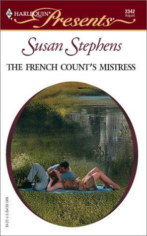 Susan Stephens - The French Count's Mistress / #awordfromJoJo #ContemporaryRomance #SusanStephens