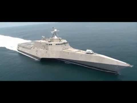 USS Independence (Littoral Combat Ship) LCS-2 - YouTube