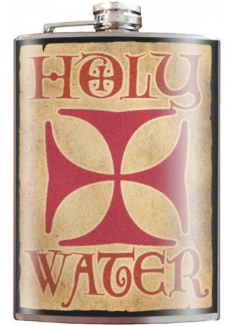 Holy Water Flask - 25,19e