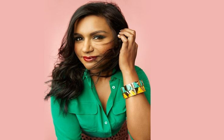 Mindy Kaling is so easy to relate to.