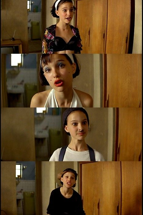 Natalie Portman | León: The Professional | Best Scenes