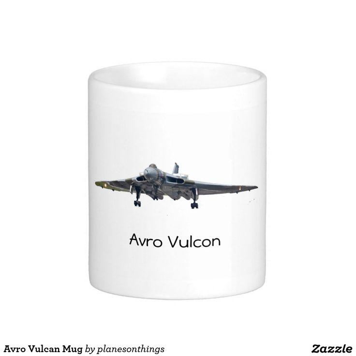 Avro Vulcan Mug