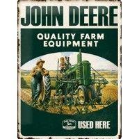 plaque-metal-john-deere-tracteurs-ferme-vintage-retro-decoration-farm-equipment
